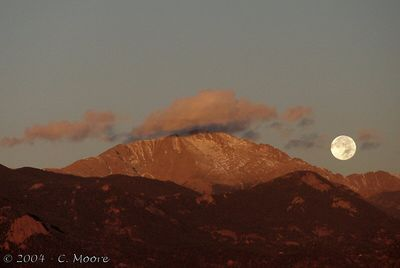 Pikes Peak, CO