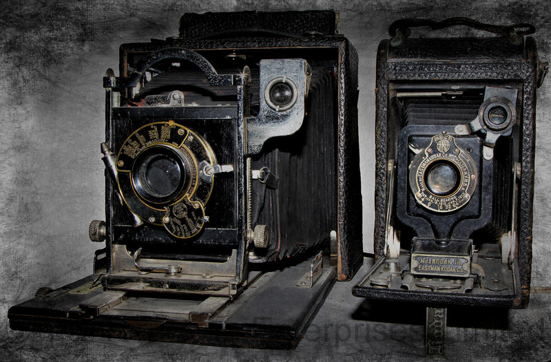 Kodak Autographic Cameras - Early (24 - second)