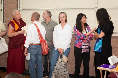 Vajrasattva Empowerment at VPI 2012