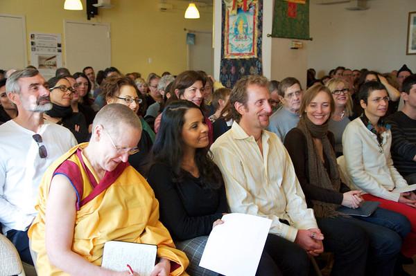 Empowerment of Buddha Maitreya ~ CKMC 12-3-11