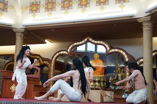 Life of Atisha - NY Fest 2011