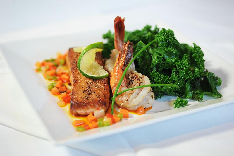Salmon-Shrimp