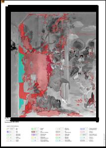 Westwand_Vergleich 2006-2014_BW_map