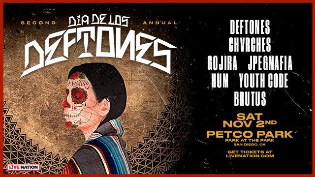 Dia De Los Deftones - 2019