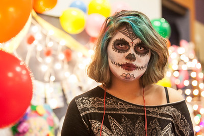 A look into the Dia de los Muertos celebrations throughout Santa Fe. Gabriela Campos/The New Mexican