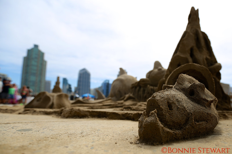 Sandcastle Competition on the Embarcadero, 2013