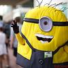 A Minion at Comic Con
