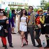 Faces of Comic Con