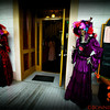 Cosmopolitan Hotel, Old Town, San Diego, Day of the Dead Receptionists