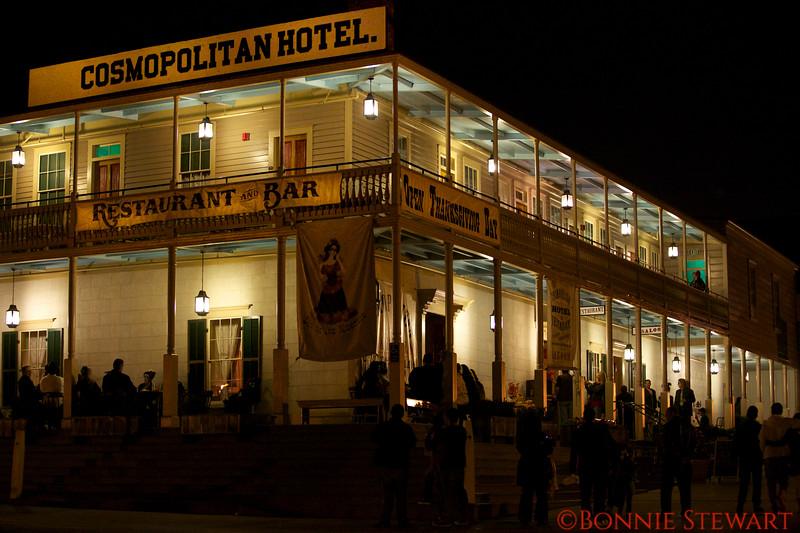 Cosmopolitan Hotel, Old Town, San Diego
