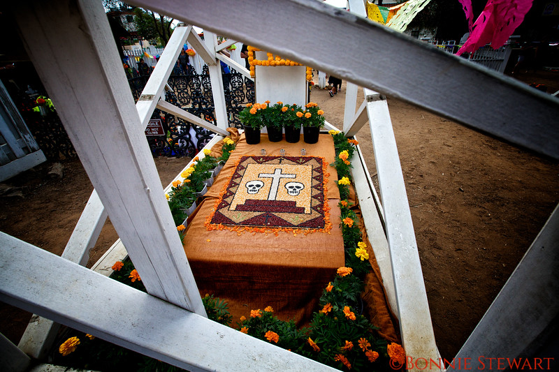 Day of the Dead Gravesite