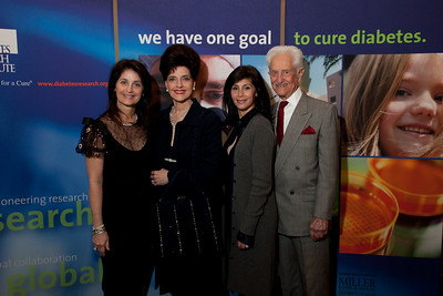 Friends Celebrating Friends Ladies Luncheon Featuring Valentino fundraiser for the Diabetes Research Institute Foundation
