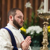 Dcn. Stephen Hauck was ordained a transitional deacon at his home parish of St. Maria Goretti. (Photo by Juan Guajardo / NTC)