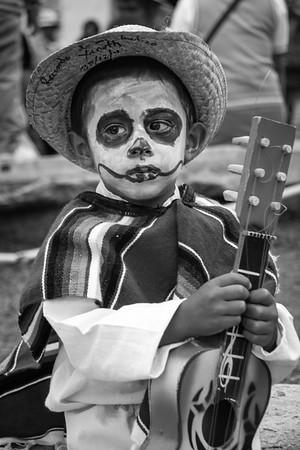 Joven músico