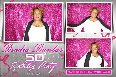 2018.3.23 Diadra Dunbar 50th Birthday Party