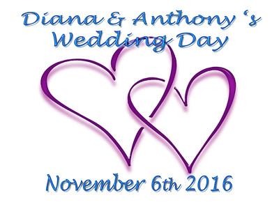 Diana & Anthony's Wedding