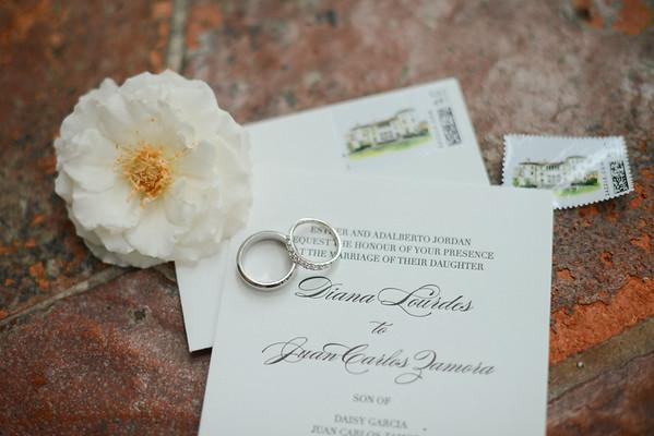 Diana and Juan Carlos Wedding