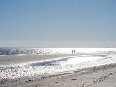 last beach walk