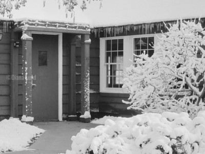 Entrance to Lake Ellyn Boathouse.