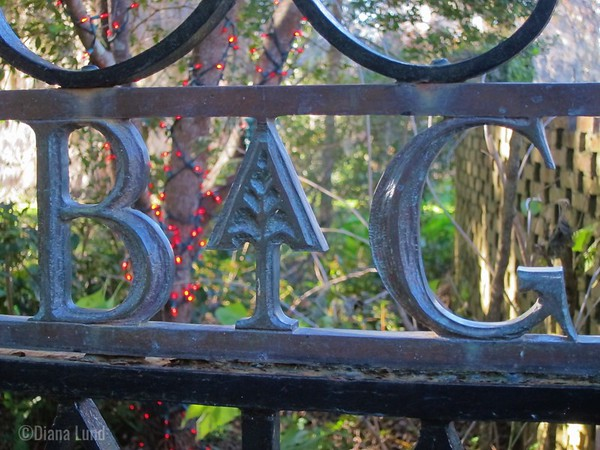 Pictures that follow are from Brookgreen Gardens.