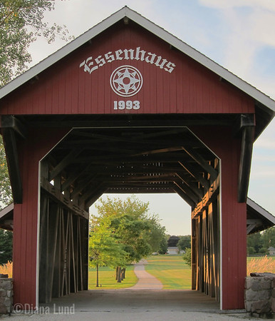 Essenhaus Covered Bridge