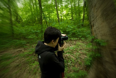 2010, Capturing Springtime Wonder at Morton Arboretum, Lisle, Illinois