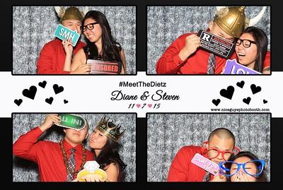 Diane & Steven Wedding - 11.07.15
