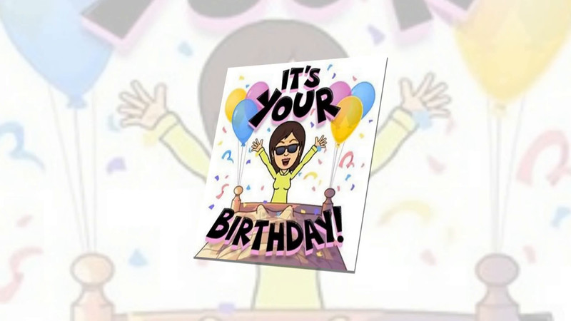 Diane's Birthday Video
