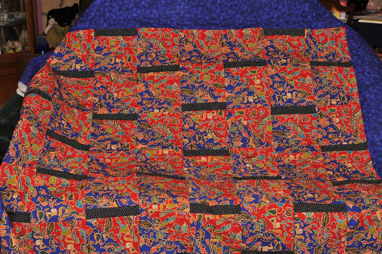 Second Quilt #4