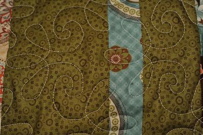 First Quilt #4