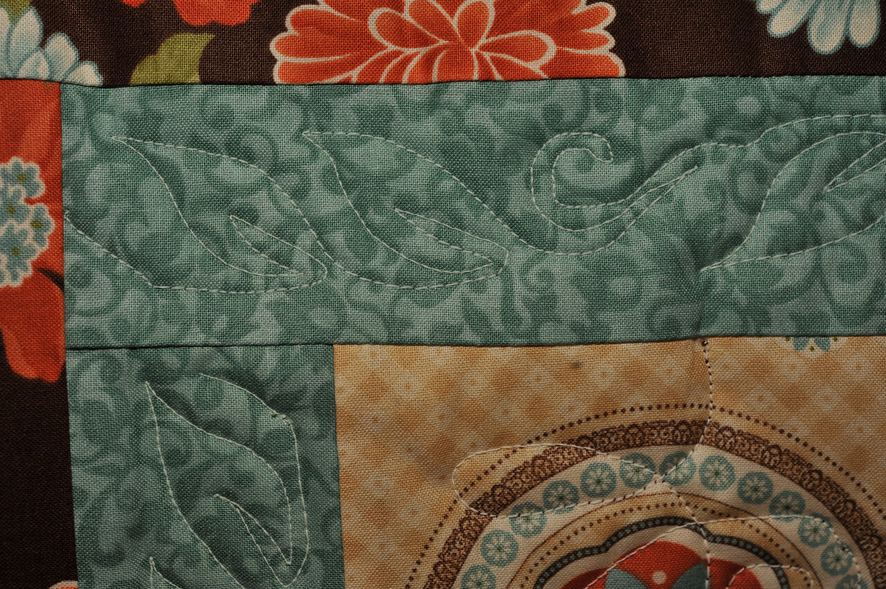 First Quilt #2
