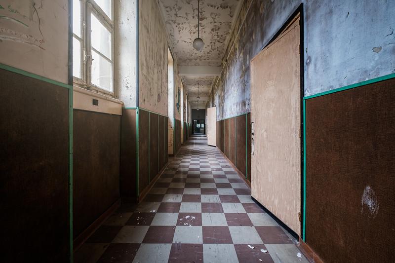 Silent Corridor