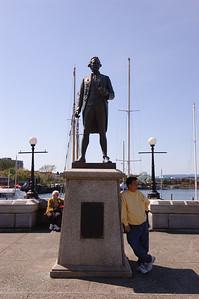 2004-04-25 Victoria: James Cook