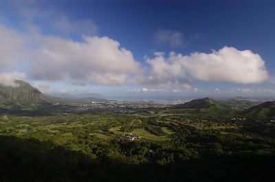 2004-11-24 Pali Lookout, Oahu