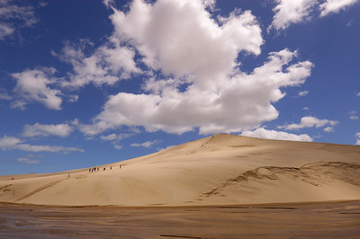 2004.03.04 Sand Surfing, 90 Mile Beach, New Zealand