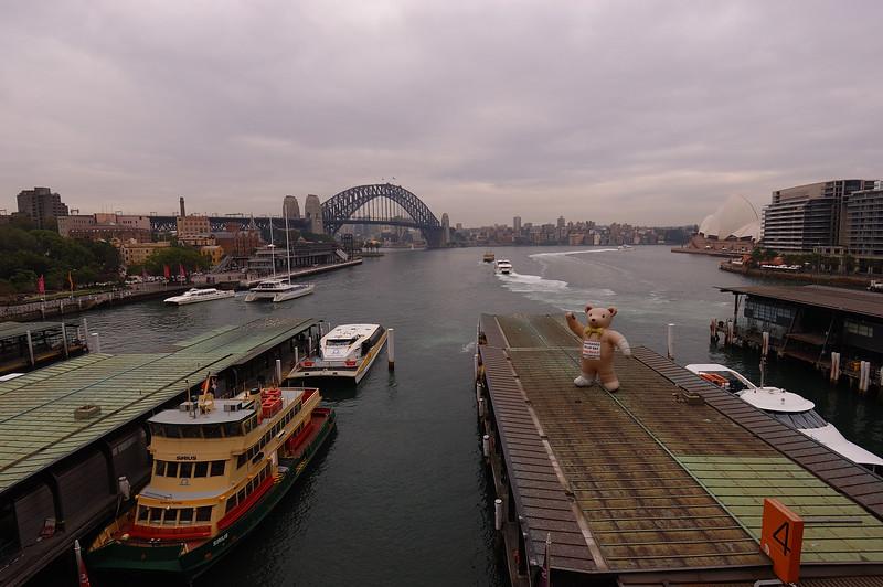 Mark Phillips, 2004.03.18 Woolloomooloo, Sydney, Australia