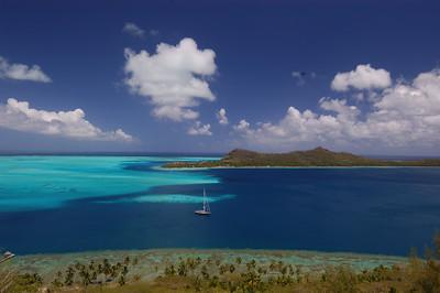 2005-10-24 4wd trek, Bora Bora, French Polynesia