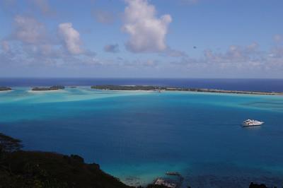 2005-10-24, Bora Bora 4wd trek, French Polynesia