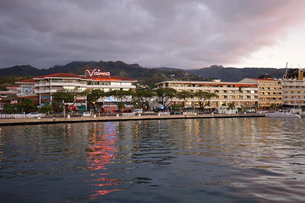 Mark Phillips, 2005.10.06 Papeete, Tahiti, French Polynesia