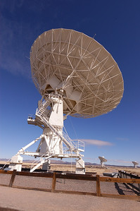 2007-12-29, Very Large Array, New Mexico