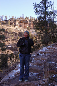 2007-12-27, Gila Cliffs, New Mexico