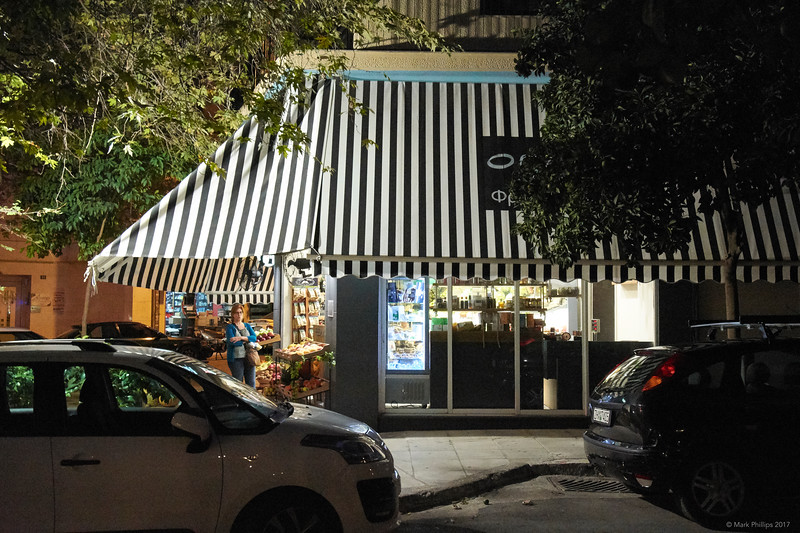 Erechthiou Street, Athens, Greece, 2017.10.09