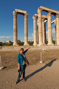 Temple of Olympian Zeus, 2017.10.09, Athens, Greece