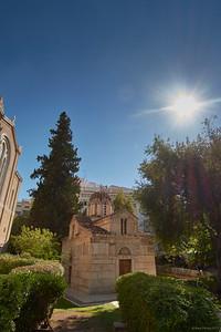 2017.10.09, Agios Eleftherios Church, Athens, Greece