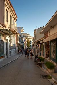 Plaka, 2017.10.09, Athens, Greece