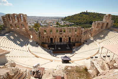 2017.10.10, Odeon of Herodes Atticus, Athens, Greece