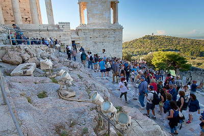 2017.10.10, Propylaia, Acropolis, Athens, Greece