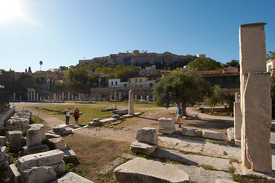 2017.10.10, Roman Agora, Athens, Greece