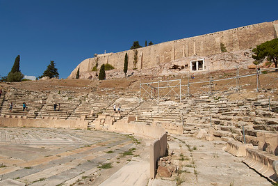2017.10.10, Theater of Dionysus, Athens, Greece