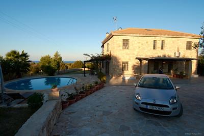 2017.10.12, Villa, Kalo Nero, Greece